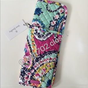 NWT VERA BRADLEY CURLING AND FLAT IRON COVER
